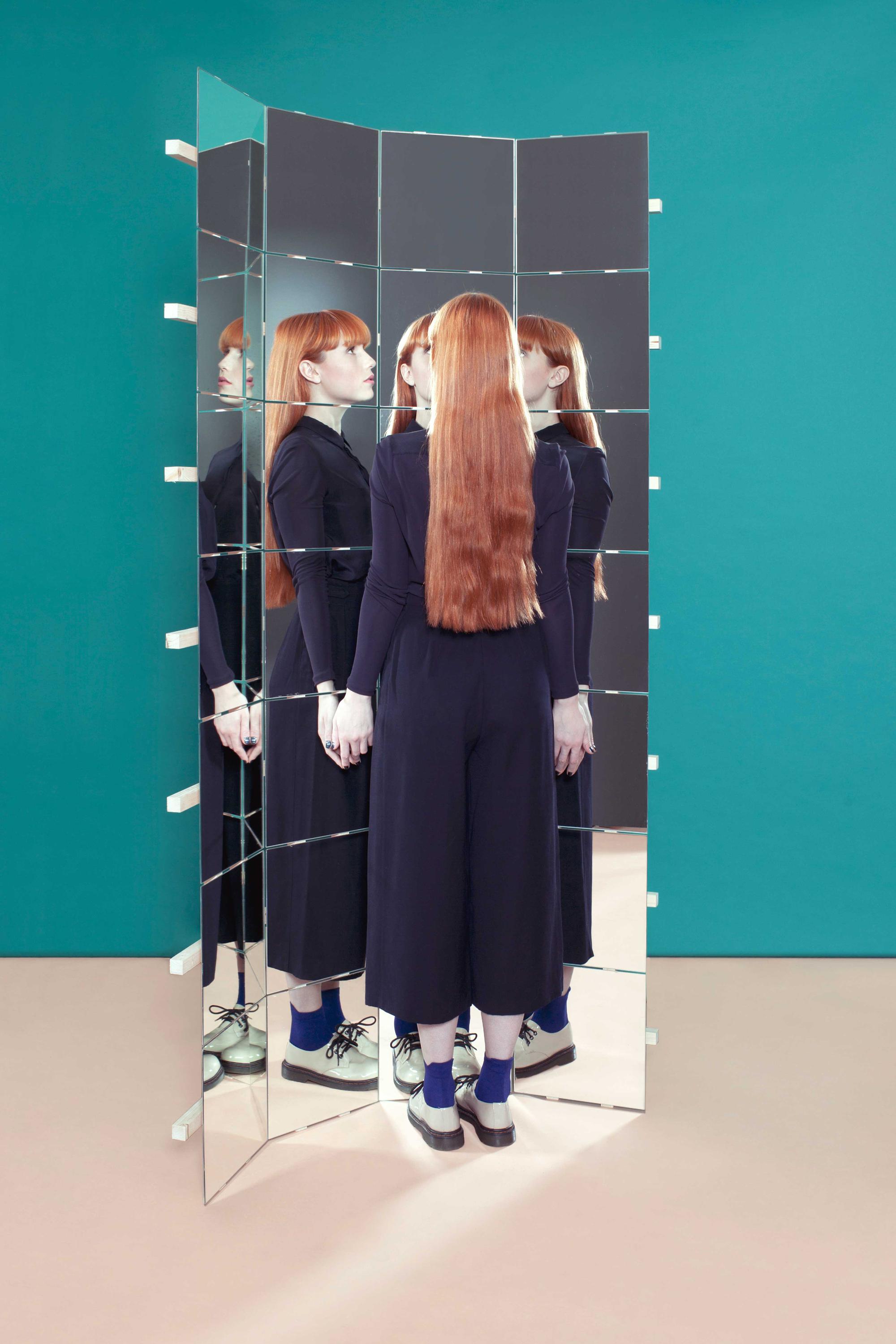 Mirror Image Supersized