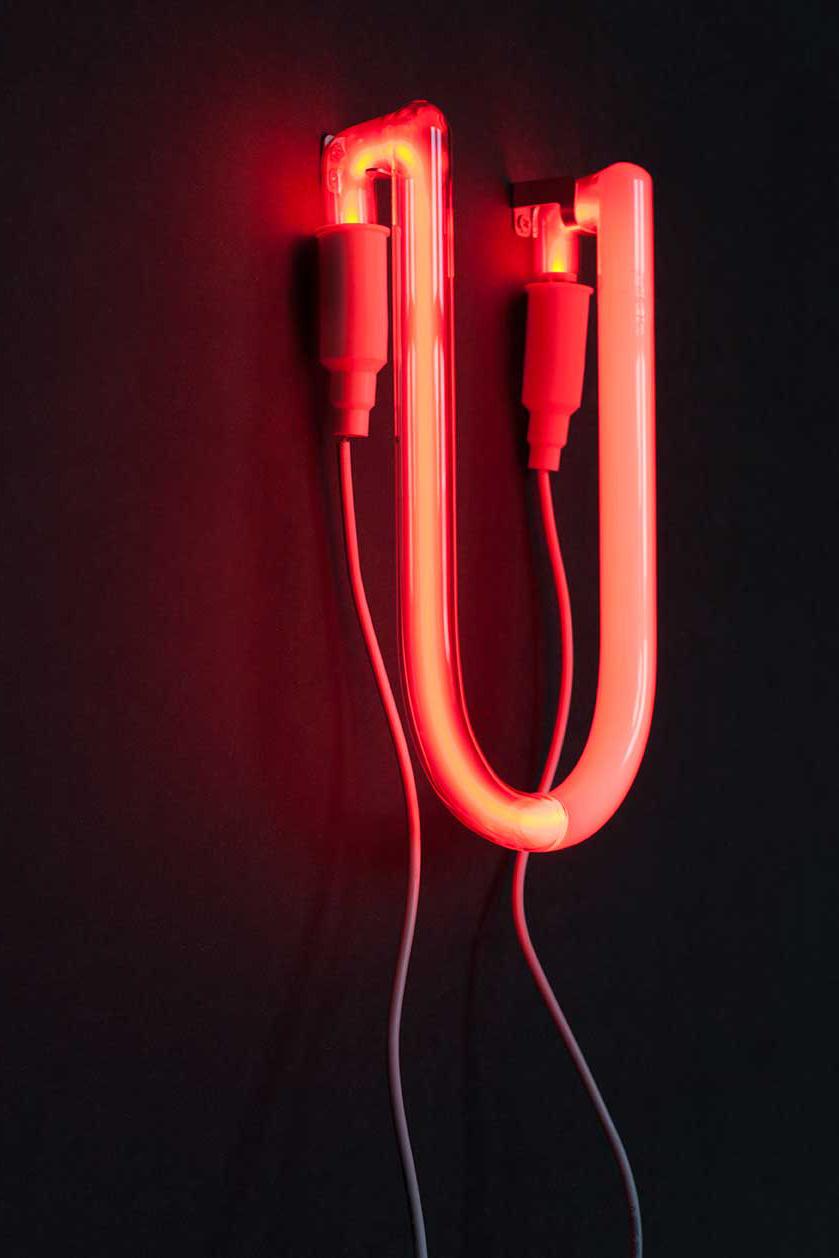 Utubes Neon Light