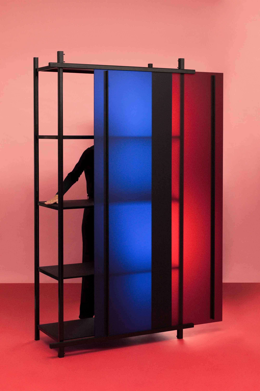 Split & Store Cabinet basic 2 colours