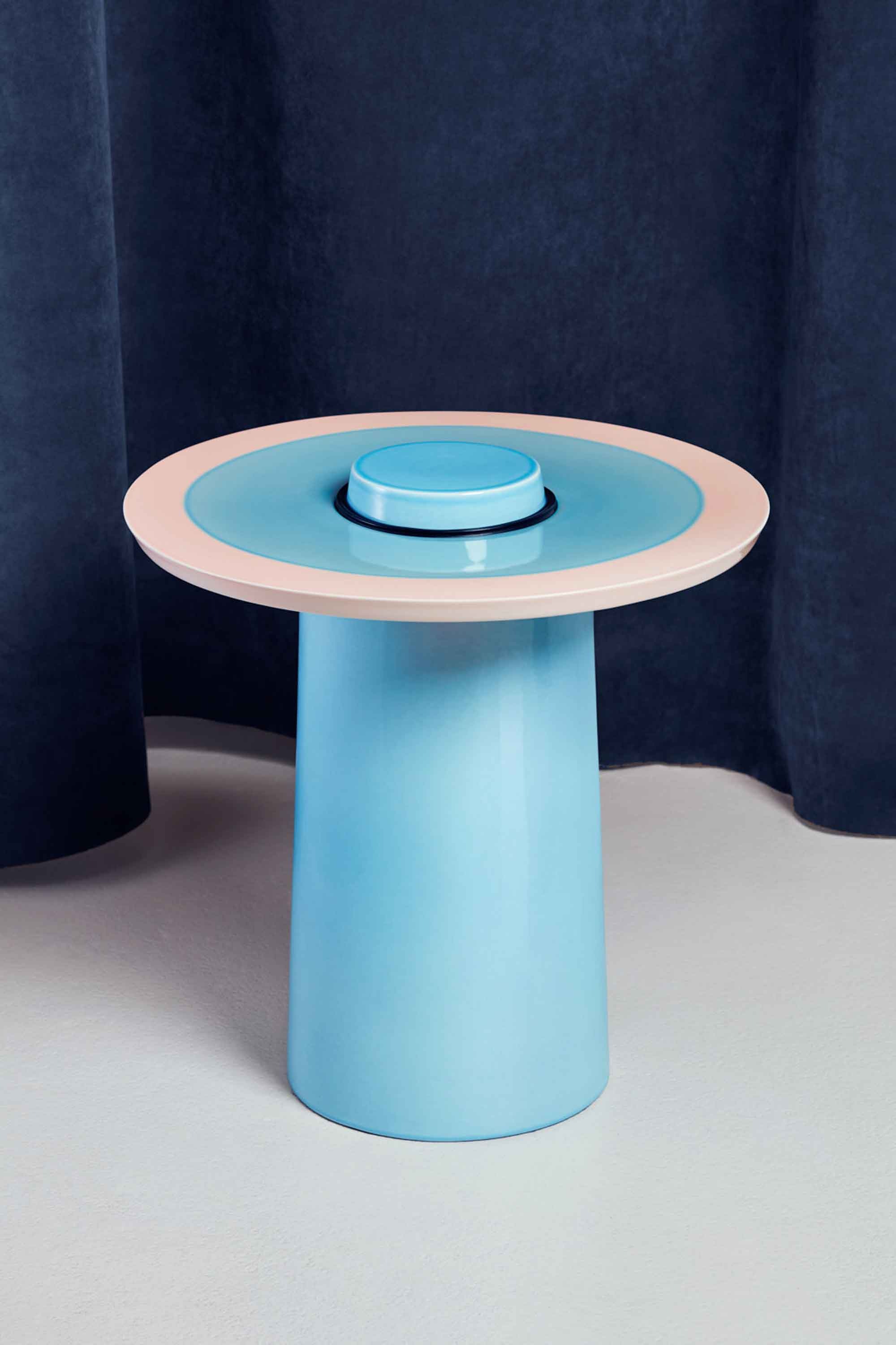 Table Top Blue